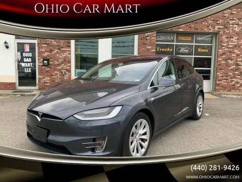 2016 Tesla Model X for sale at Ohio Car Mart in Elyria OH
