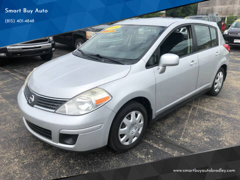 2009 Nissan Versa for sale at Smart Buy Auto in Bradley IL