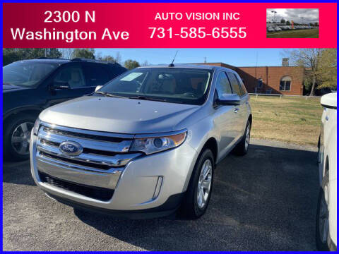 2011 Ford Edge for sale at Auto Vision Inc. in Brownsville TN