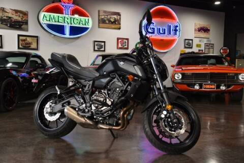 2019 Yamaha MT07 for sale at Choice Auto & Truck Sales in Payson AZ