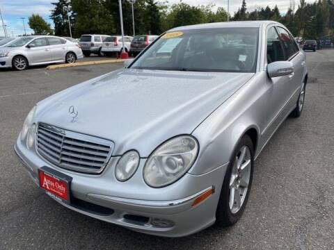 2005 Mercedes-Benz E-Class for sale at Autos Only Burien in Burien WA