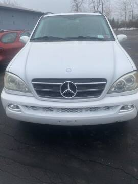 2003 Mercedes-Benz M-Class for sale at Right Choice Automotive in Rochester NY