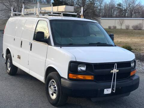 2012 Chevrolet Express Cargo for sale at ECONO AUTO INC in Spotsylvania VA