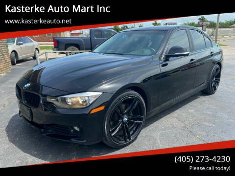 2015 BMW 3 Series for sale at Kasterke Auto Mart Inc in Shawnee OK