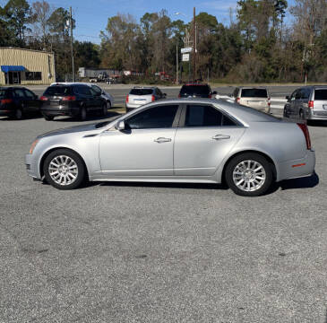 2012 Cadillac CTS for sale at World Wide Auto in Fayetteville NC