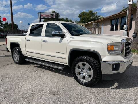 2014 GMC Sierra 1500 for sale at Auto A to Z / General McMullen in San Antonio TX