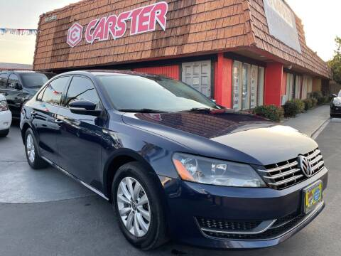 2015 Volkswagen Passat for sale at CARSTER in Huntington Beach CA
