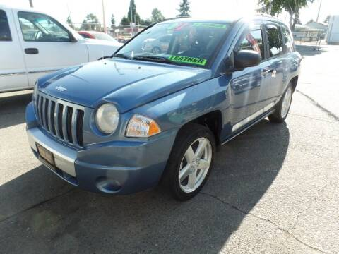 2007 Jeep Compass for sale at Gold Key Motors in Centralia WA