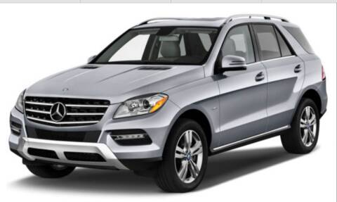 2012 Mercedes-Benz M-Class for sale at GOLD COAST IMPORT OUTLET in Saint Simons Island GA