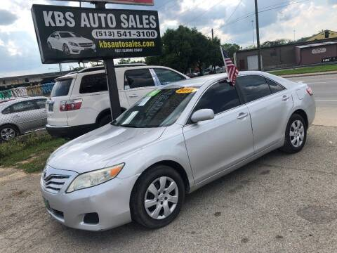2011 Toyota Camry for sale at KBS Auto Sales in Cincinnati OH