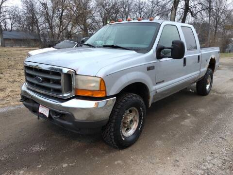 2001 Ford F-250 Super Duty for sale at Truck City Inc in Des Moines IA