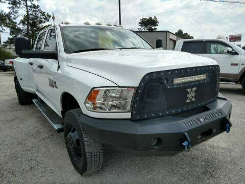 2014 RAM Ram Pickup 3500 for sale at Lumberton Auto World LLC in Lumberton TX