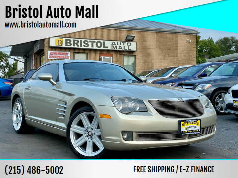 2006 Chrysler Crossfire for sale at Bristol Auto Mall in Levittown PA