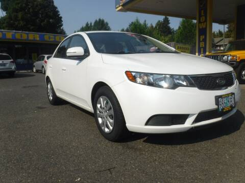 2013 Kia Forte for sale at Brooks Motor Company, Inc in Milwaukie OR