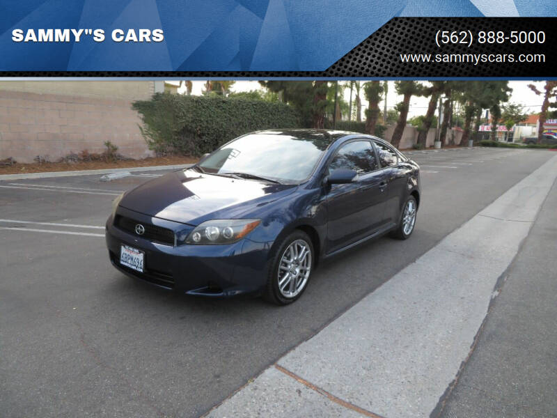"""2008 Scion tC for sale at SAMMY""""S CARS in Bellflower CA"""