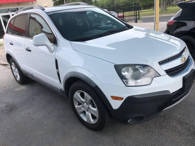 2015 Chevrolet Captiva Sport for sale at Gold Star Motors Inc. in San Antonio TX