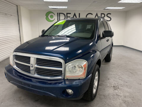 2004 Dodge Durango for sale at Ideal Cars Broadway in Mesa AZ