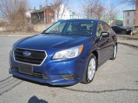 2017 Subaru Legacy for sale at EBN Auto Sales in Lowell MA
