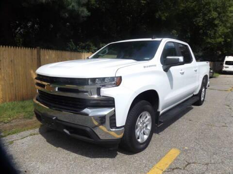 2021 Chevrolet Silverado 1500 for sale at Wayland Automotive in Wayland MA