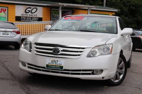 2006 Toyota Avalon for sale at Go Auto Sales in Gainesville GA