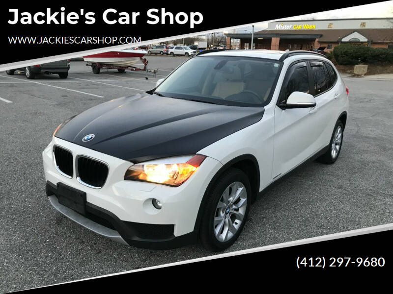 2014 BMW X1 for sale at Jackie's Car Shop in Emigsville PA