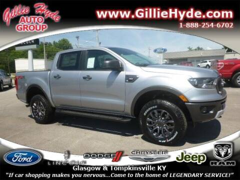 2020 Ford Ranger for sale at Gillie Hyde Auto Group in Glasgow KY
