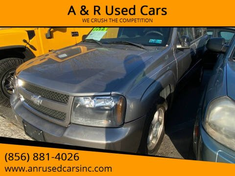 2008 Chevrolet TrailBlazer for sale at A & R Used Cars in Clayton NJ