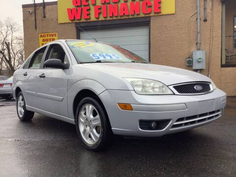 2006 Ford Focus for sale at Active Auto Sales Inc in Philadelphia PA