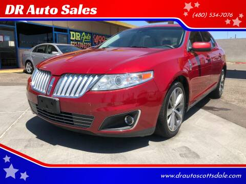 2009 Lincoln MKS for sale at DR Auto Sales in Scottsdale AZ