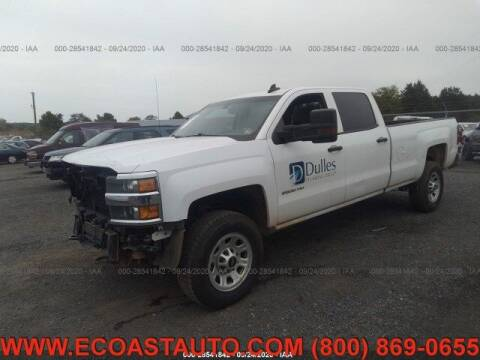 2015 Chevrolet Silverado 2500HD for sale at East Coast Auto Source Inc. in Bedford VA