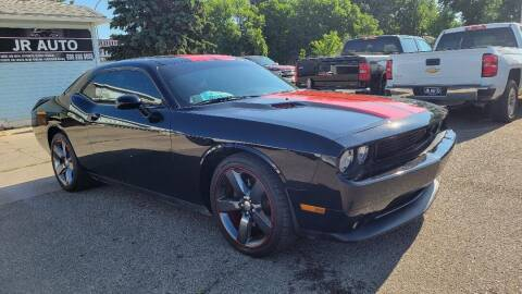 2013 Dodge Challenger for sale at JR Auto in Brookings SD