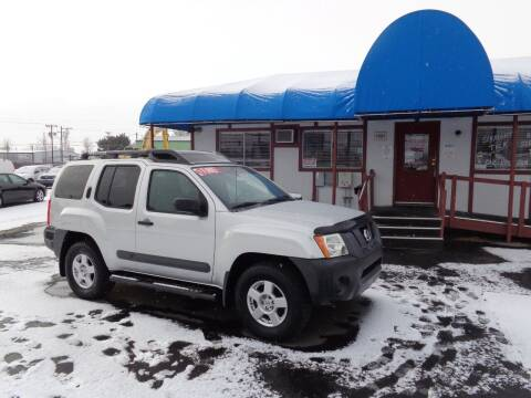 2008 Nissan Xterra for sale at Jim's Cars by Priced-Rite Auto Sales in Missoula MT