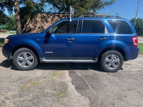 2008 Ford Escape for sale at VICTORY LANE AUTO in Raymore MO