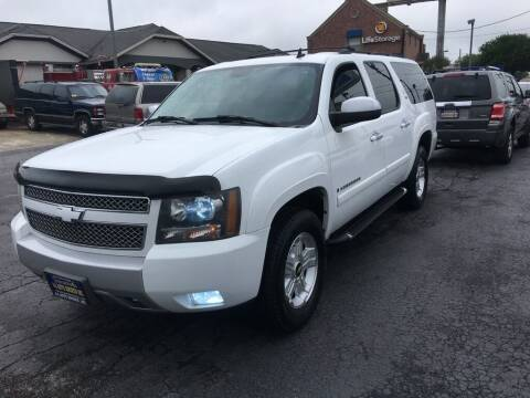 2007 Chevrolet Suburban for sale at A-1 Auto Broker Inc. in San Antonio TX