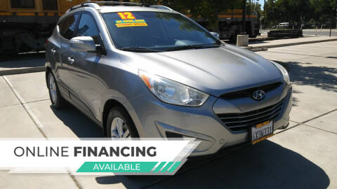 2012 Hyundai Tucson for sale at Super Cars Sales Inc #1 in Oakdale CA