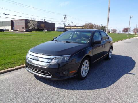 2010 Ford Fusion for sale at Rt. 73 AutoMall in Palmyra NJ