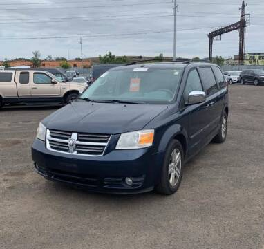 2008 Dodge Grand Caravan for sale at Car VIP Auto Sales in Danbury CT