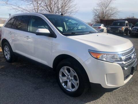 2012 Ford Edge for sale at TD MOTOR LEASING LLC in Staten Island NY