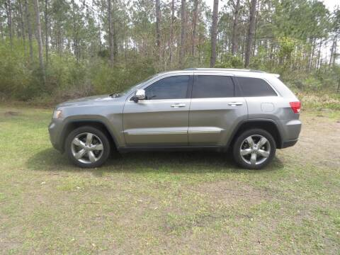 2013 Jeep Grand Cherokee for sale at Ward's Motorsports in Pensacola FL