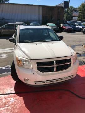 2007 Dodge Caliber for sale at LAKE CITY AUTO SALES in Forest Park GA