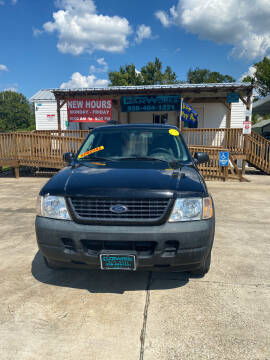 2005 Ford Explorer for sale at CarWorks in Orange TX