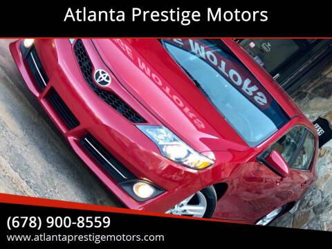 2014 Toyota Camry for sale at Atlanta Prestige Motors in Decatur GA