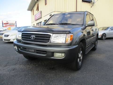 1998 Toyota Land Cruiser for sale at Premium Auto Collection in Chesapeake VA