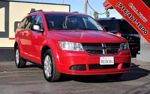 2018 Dodge Journey for sale at H1 Auto Group in Sacramento CA