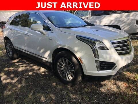 2017 Cadillac XT5 for sale at Monster Motors in Michigan Center MI
