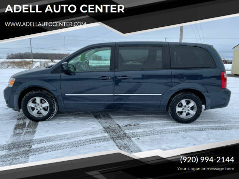 2008 Dodge Grand Caravan for sale at ADELL AUTO CENTER in Waldo WI