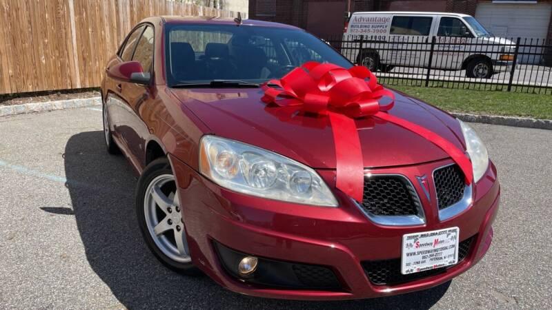 2009 Pontiac G6 for sale in Paterson, NJ
