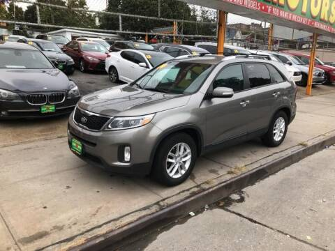 2014 Kia Sorento for sale at Sylhet Motors in Jamacia NY
