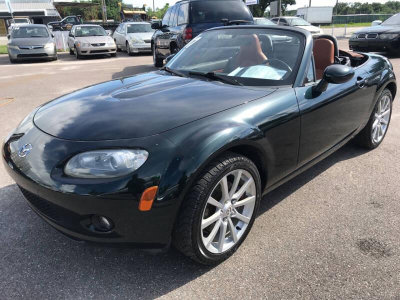 2007 Mazda MX-5 Miata for sale at Cartina in Tampa FL