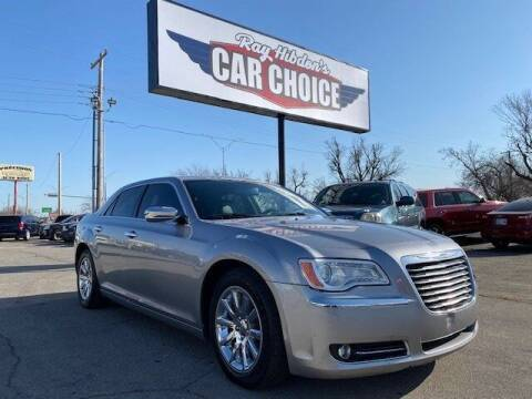2014 Chrysler 300 for sale at Ray Hibdon's Car Choice in Oklahoma City OK